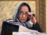 Message from the Governor of East Azerbaijan for the demise of Mrs. Ghada  Hijjawi  Gaddumi